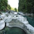 Eagle Falls Swimming Hole.- Eagle Falls Swimming Hole