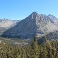 View on the way to Charlotte Lake.- Rae Lakes Loop