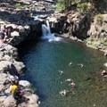 Lower Falls.- Lower Falls