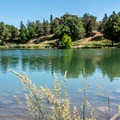 The fishing ponds are stocked with trout.- Pa-Co-Chu-Puk Campground
