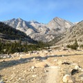 JMT to Rae Lakes.- Rae Lakes Loop