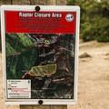 Areas north of the Fern Canyon Trail are sensitive to raptor nesting during certain times of the year, so please observe any posted signage.- Bear Peak via Fern Canyon