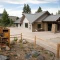 Galena Creek Visitor Center.- Jones Whites Creek Loop