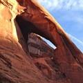 Cliff Arch.- Coyote Gulch