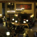 The Great Lounge, Ahwahnee Hotel.- Yosemite National Park