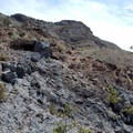 The rocks vary in shape, size, color, and texture.- Rishel Peak