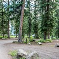 The roads are dirt but well maintained.- Ward Lake Campground