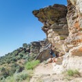- Table Rock Bouldering Walls