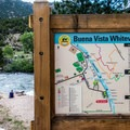 The whitewater park is part of an extensive assortment of recreation sites along the river.- Buena Vista Whitewater Park