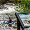One of the reasons Buena Vista is a draw for whitewater enthusiasts from around the world.- Buena Vista Whitewater Park