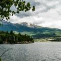 Mount Elbert (14,439'). Colorado's highest peak.- Interlaken Trail