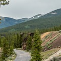 Much to see all along the trail.- Mineral Belt Trail