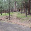 Ochoco Divide Campground.- Ochoco Divide Campground