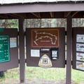 Ochoco Divide campground information board.- Ochoco Divide Campground