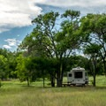 The sites feel very private.- Crow Valley Campground