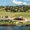 Granite Point loop.- Granite Springs Reservoir Campgrounds