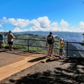 "Looking into the ""Grand Canyon of Hawaii.""- Pu'u Hinahina Lookout"
