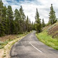 The trail is in great shape and well-graded.- Mineral Belt Trail