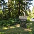 Park Creek Campground.- Park Creek Campground