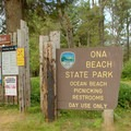 Brian Booth State Park, also known as Ona Beach.- Brian Booth State Park