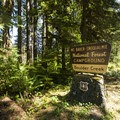 Boulder Creek Campground.- Boulder Creek Campground