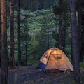 Every night here is special.- Christmas Meadows Campground