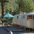 Rentable RV home.- Hope Valley Resort + Campground