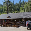 The Hope Valley Lodge.- Hope Valley Resort + Campground