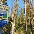 - McKenzie Pass Scenic Byway