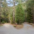 Entrance to Goose Meadows Campground.- Goose Meadows Campground