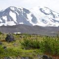 Mount Adams (12,281').- Mount Adams: High Camp via Killen Creek