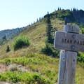 Bear Pass.- Mount Margaret Backcountry Lakes