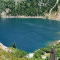 Shovel Lake.- Mount Margaret Backcountry Lakes