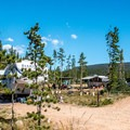 North Fork generally always has space available.- North Fork Campground
