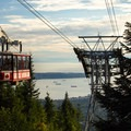 A well deserved ride down is only $10.- The Grouse Grind + Goat Ridge