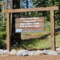 Silver Lake West Campground.- Silver Lake West Campground