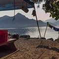 The views from most camp sites is amazing.- Porteau Cove Provincial Campground