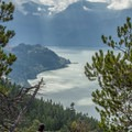 Howe Sound.- Sea to Summit Hike