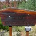 Entering the High Uintas Wilderness.- Kings Peak