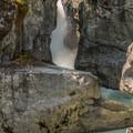 Upper Nairn Falls.- Nairn Falls Campground