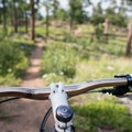 Little Scraggy Trail.- Little Scraggy Mountain Bike Ride