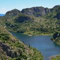 Panhandle Lake.- Mount Margaret Backcountry Lakes