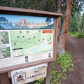 East Cross Creek camping information. - Mount of the Holy Cross, North Ridge Route