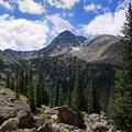 Mount of the Holy Cross. - Mount of the Holy Cross, North Ridge Route