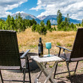 Great place to chill.- Prospector Campground