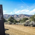 A portion of the path traces the Comstock Historical Trail.- Comstock Mining Loop