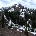 Enjoy your own little alpine paradise.- Crater Lake, Wallowas