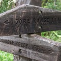 Most of this adventure follows the Gore Range Trail.- Lower Boulder Lake