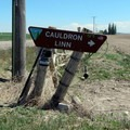 Watch for these signs to point you in the right direction.- Caldron Linn