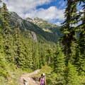 - Rainbow Lake + Madeley Lake Hike